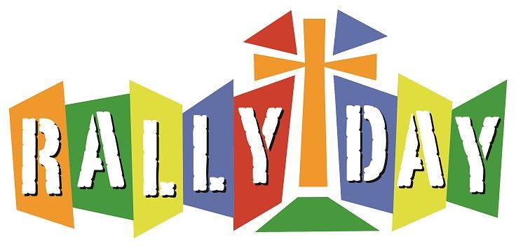 RALLY DAY!! - Sunday, September 11th — Family of God Lutheran Church, ELCA