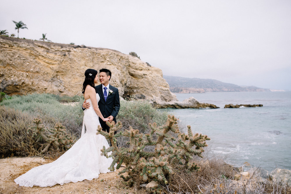 Catherine & Stephen  //  Palos Verdes, California
