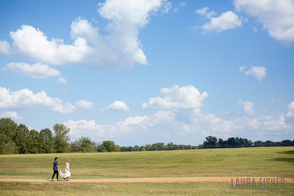 Lauren & William  //  Sardis, Mississippi