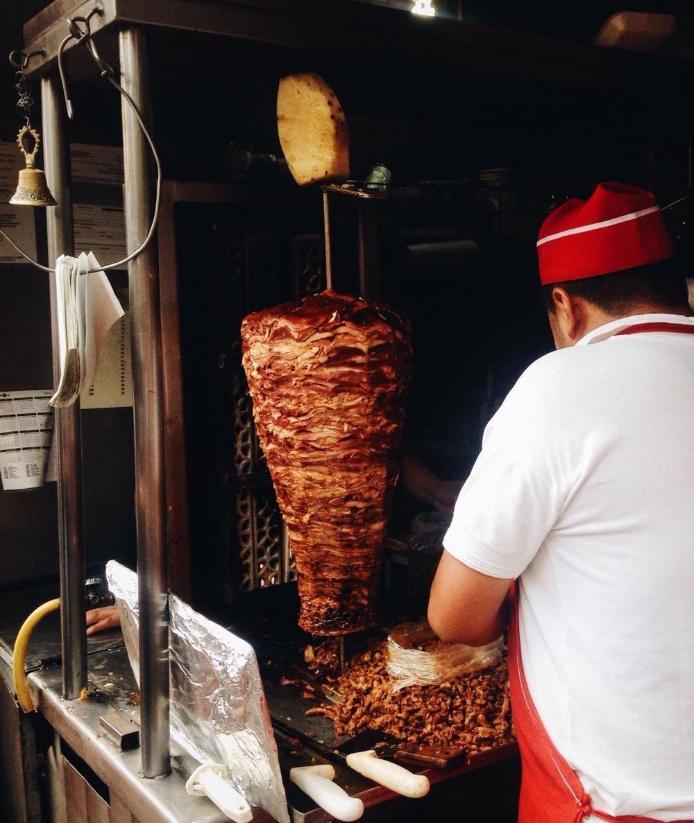 Super Tacos Las Chupa Cabras, Coyoacán CDMX  | Photo ©Pako Escobar