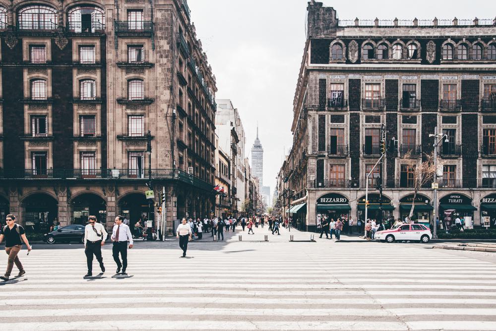 Zócalo, Ciudad de Mexico