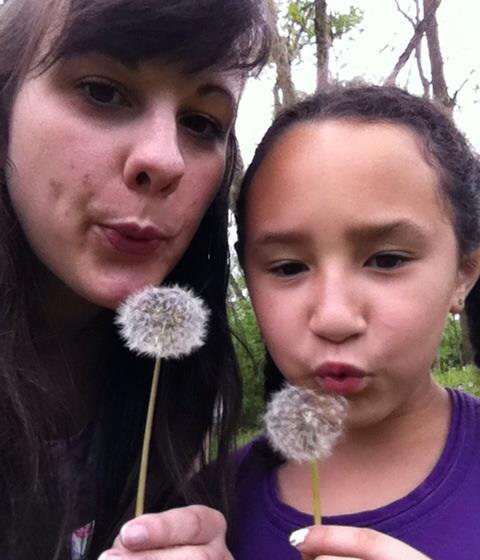 Dandelion fun