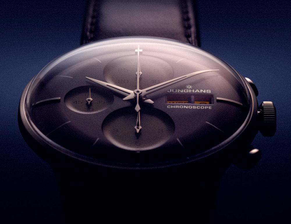Still Life Photography Junghans Watch - Lux Studio