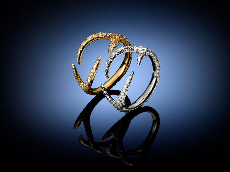 Still Life Photography Soha Sardinia Yello Gold and Silver Rings - Lux Studio.jpg