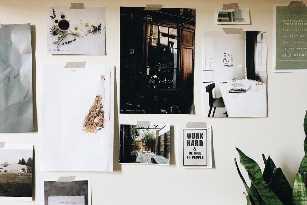 Self-care through intentional home decor, design, and Conscious consumerism. -