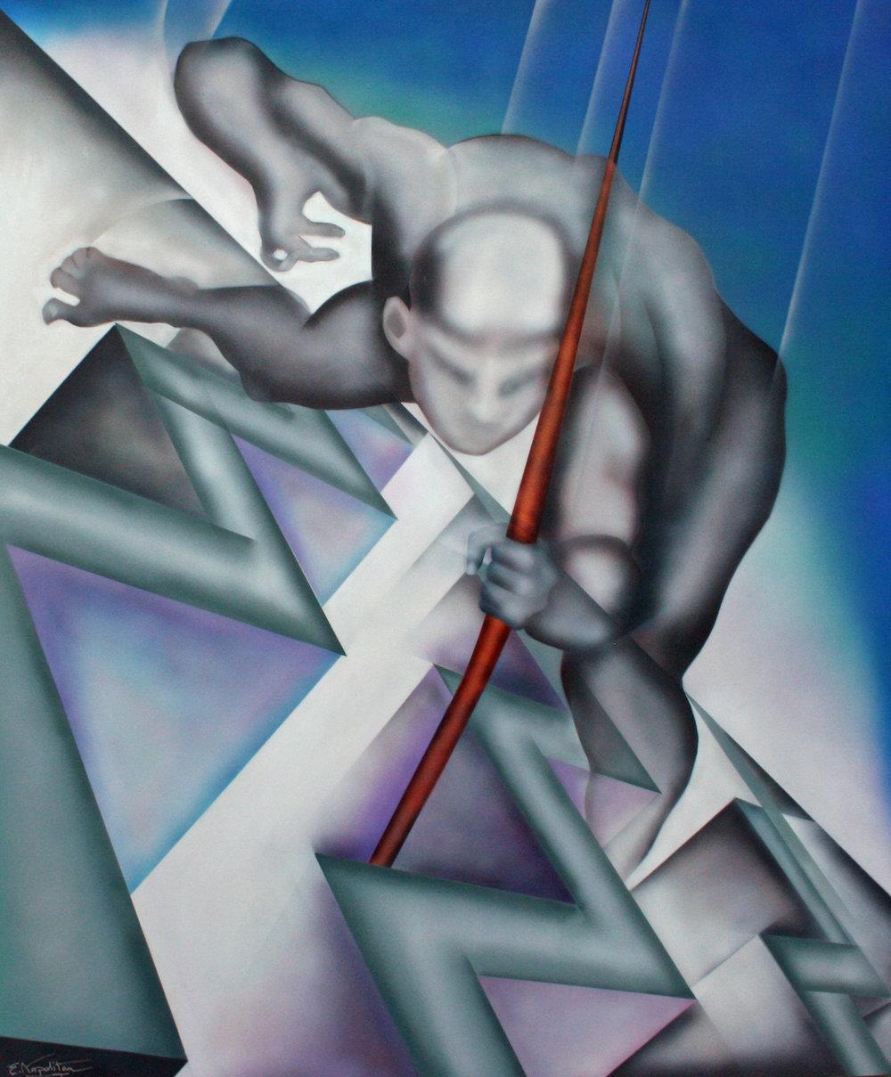 Ed Napolitan - The Archer.JPG