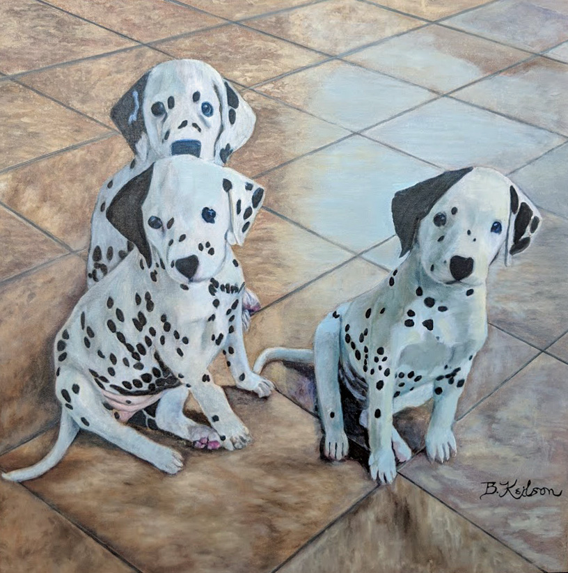 Barbara Keilson - The Dalmation Trio.jpg