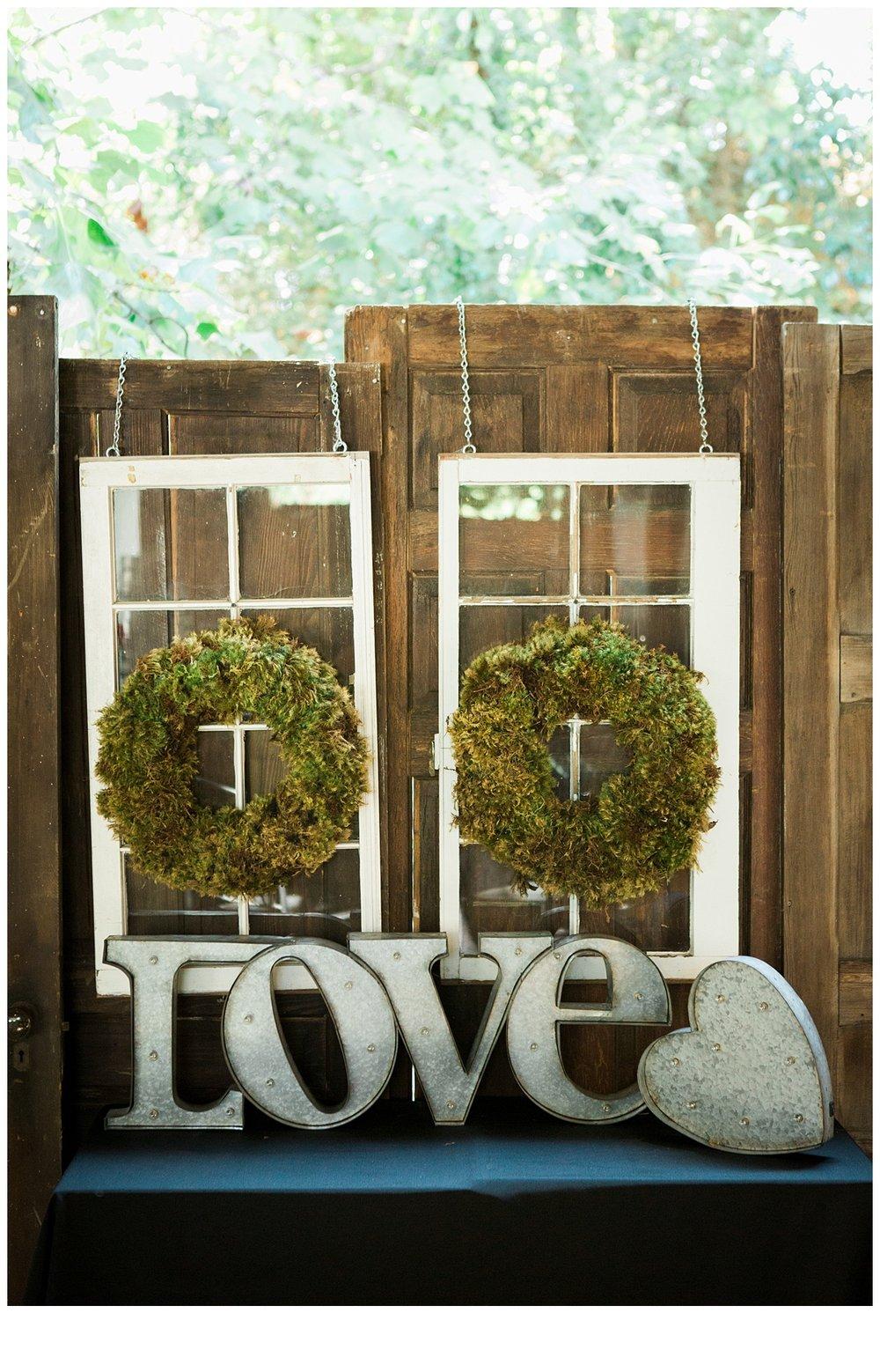 Mackenzie + Brandon Garden Cafe Wedding - York, SC — Aaron Reel ...