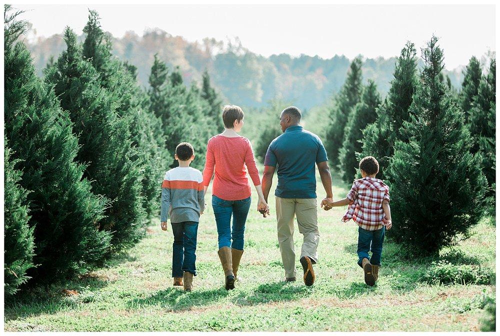 041A0462.jpg - Penland Tree Farm Christmas Mini Sessions - York, SC €� Aaron Reel