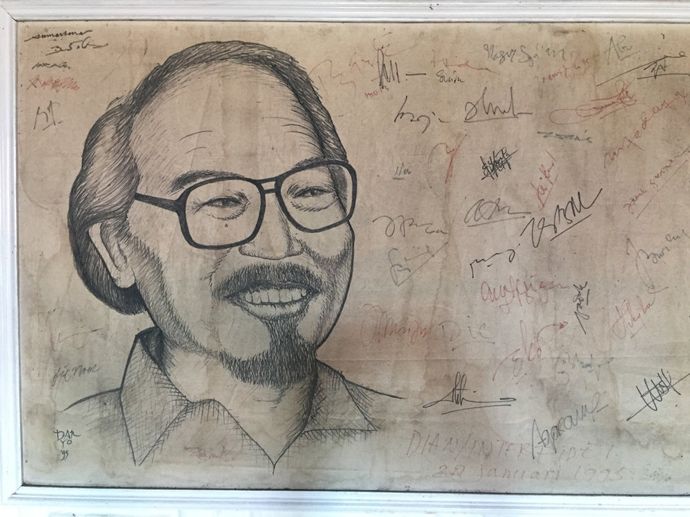 Romo Y. B. Mangunwijaya, 1929-1999