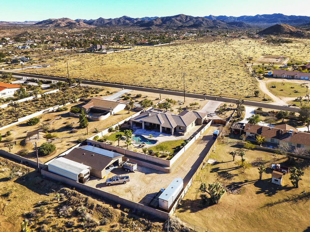 Drone photo by Desert Real Estate Photography