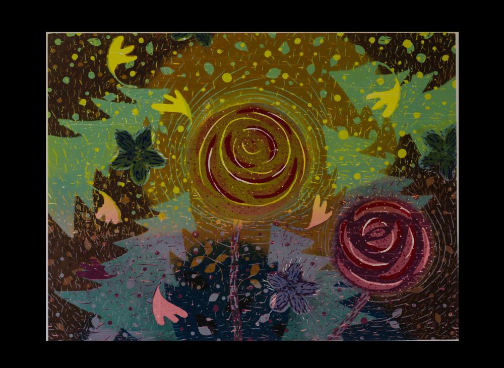 Full Bloom V, Noriko Sugita