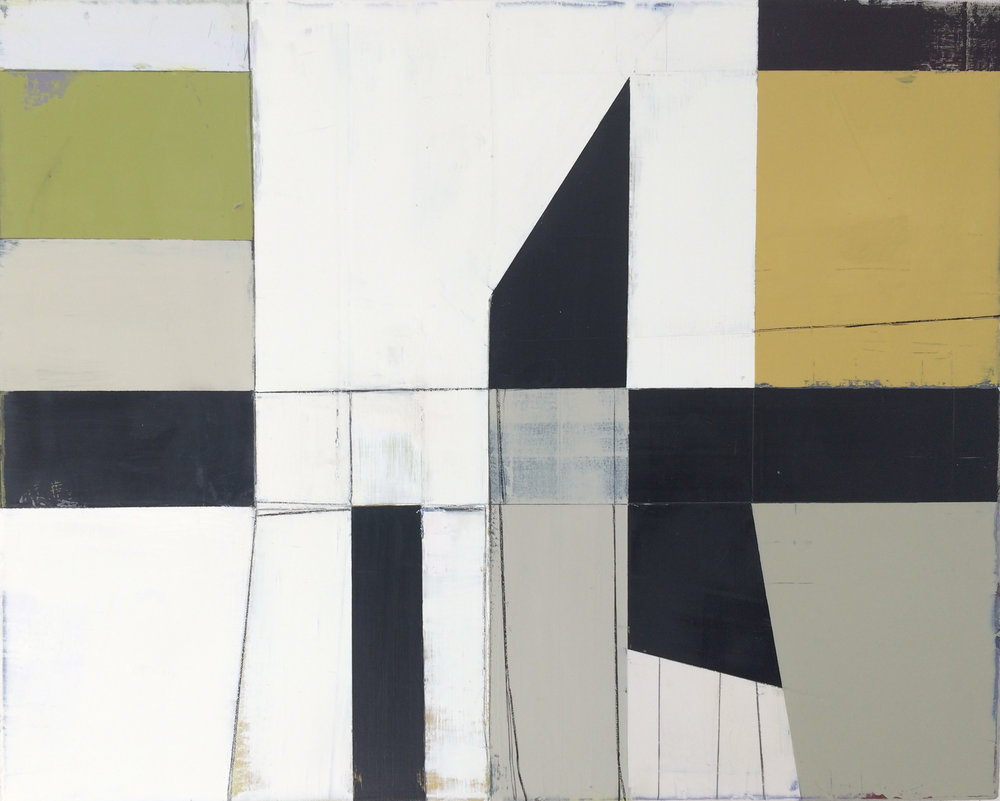 Siskiyou Painting #6, Crow