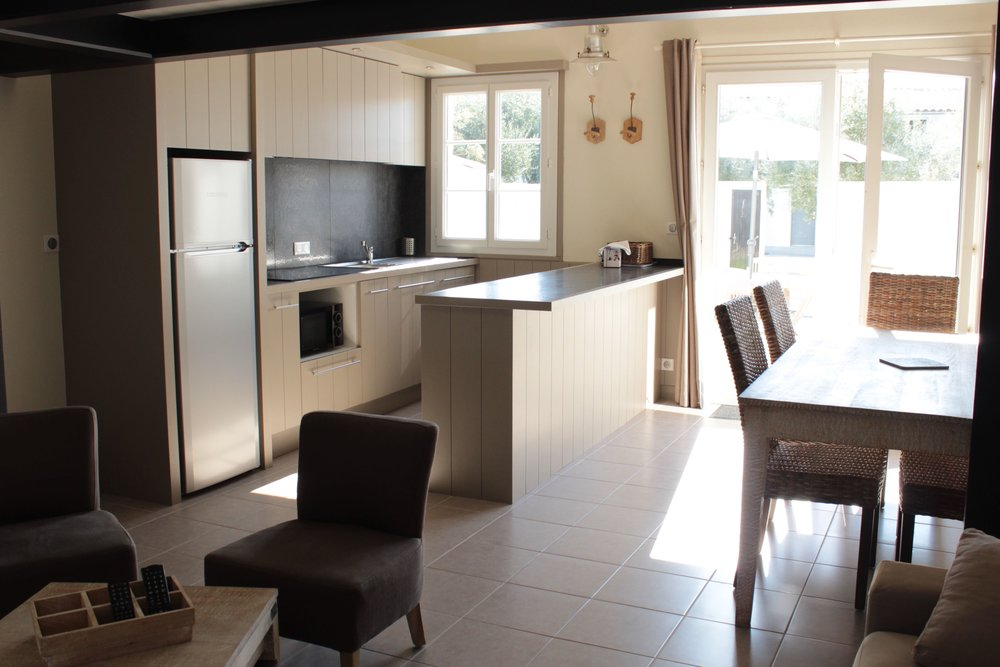 HOUSE 2 BEDROOMS - La Couarde sur mer - From 810 €/week