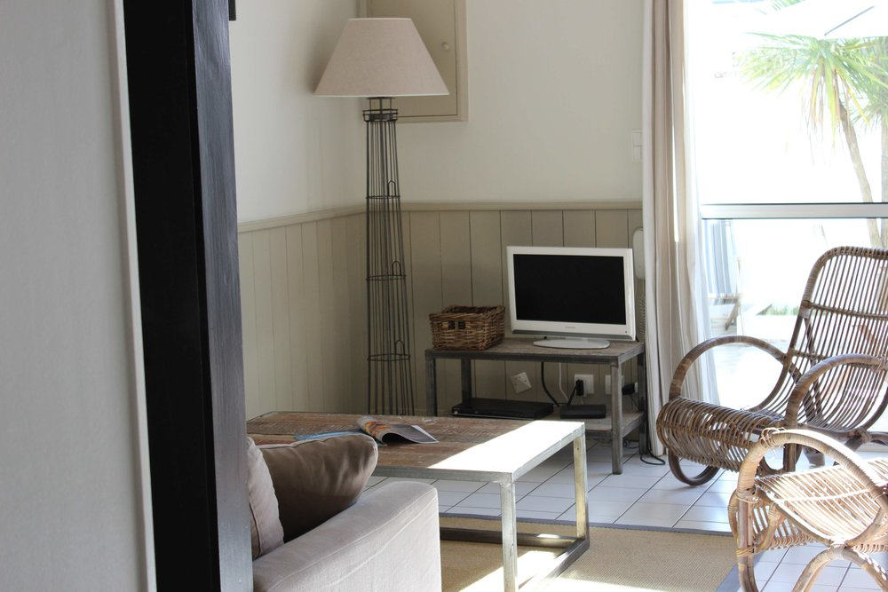 HOUSE 2 BEDROOMS - La Couarde sur mer - From 710 €/week