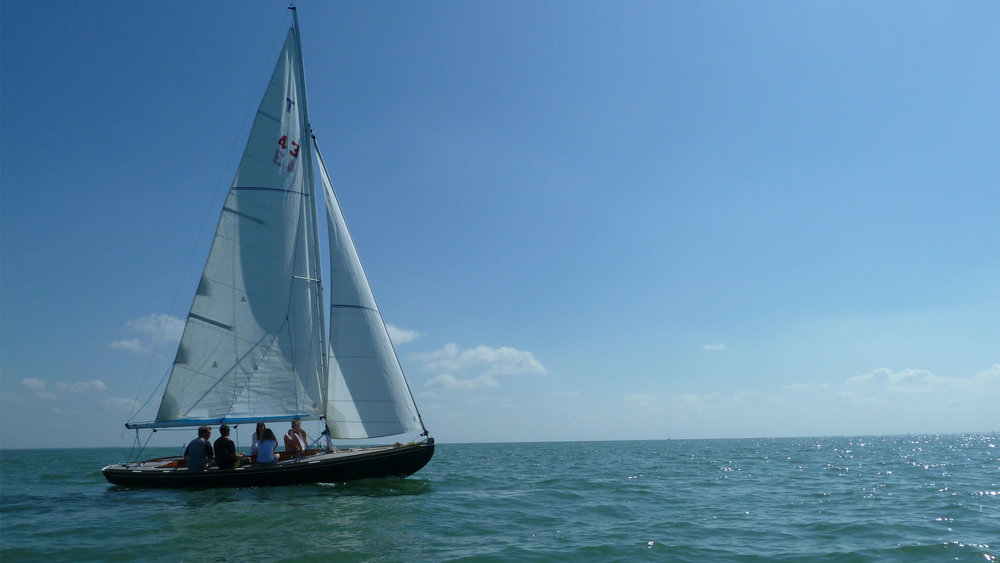 ON THE WATER -