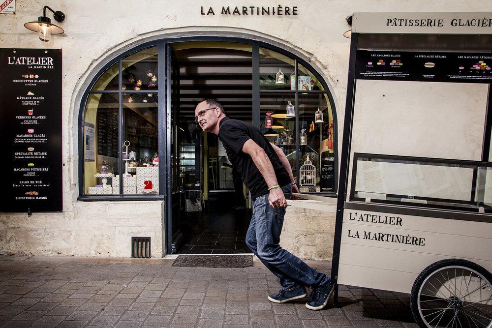 LA MARTINIERE - Saint Martin de Ré