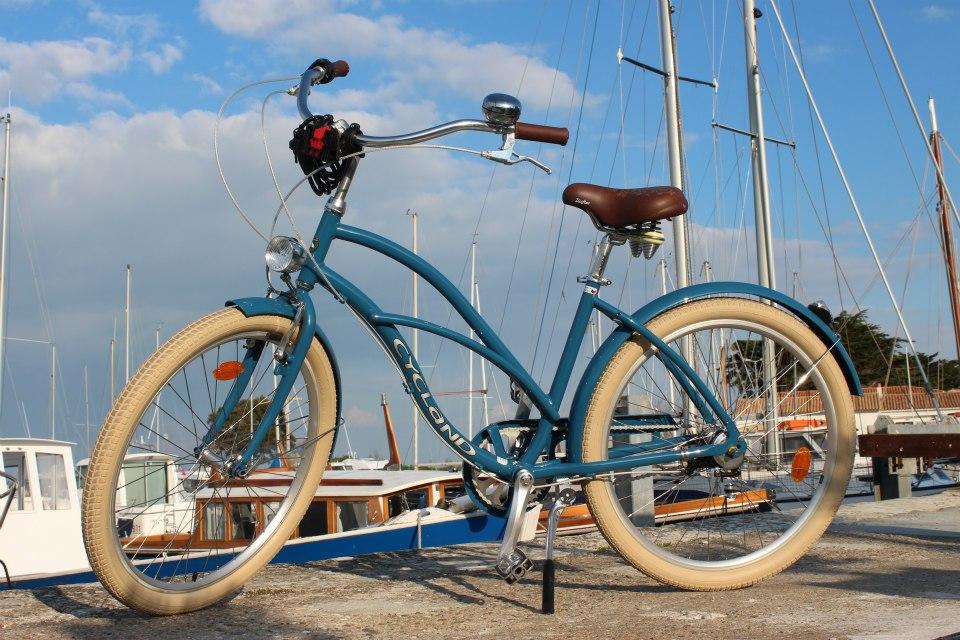 CYCLAND - La Couarde sur mer