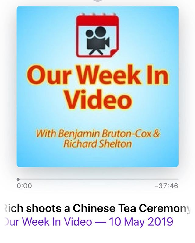 ** NEW PODCAST ALERT ** Check it out! #videoproductionpodcast #weddingvideography #newpodcastalert