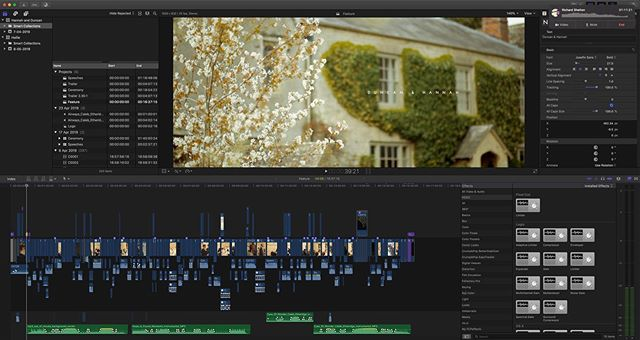 Rich and I give away our FULL edit process in this weeks podcast. And yes, Rich uses @adobe #premierepro and I use @apple #finalcutprox, no matter which one you prefer you will get #toptips with this latest upcoming podcast. Stay tuned #podcast #videoproduction #videoproductionpodcast #finalcutpro #adobepremierepro #editprocess #weddingfilmmaker #weddingfilmmaking