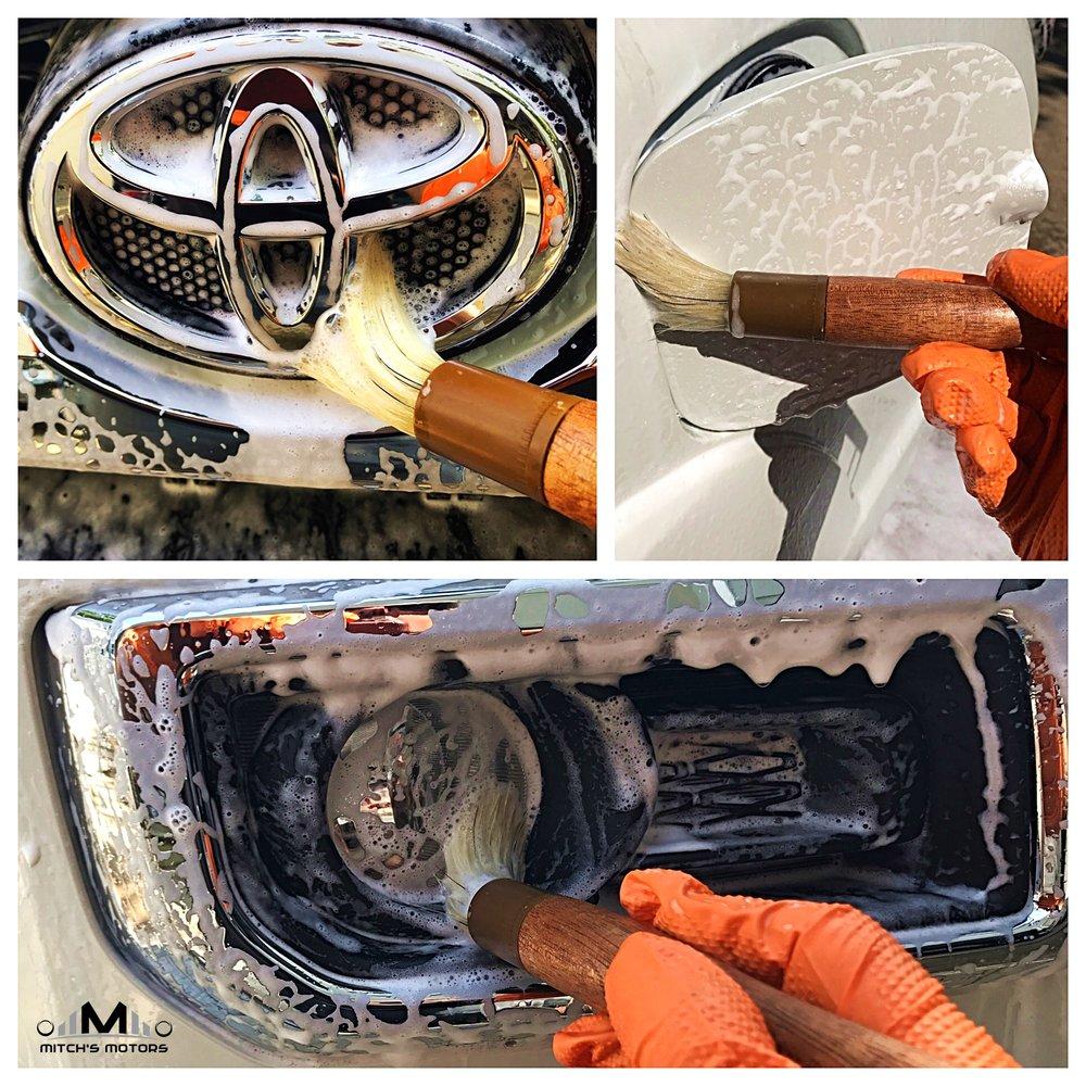 Houston detailing clay bar paint correction ceramic coating