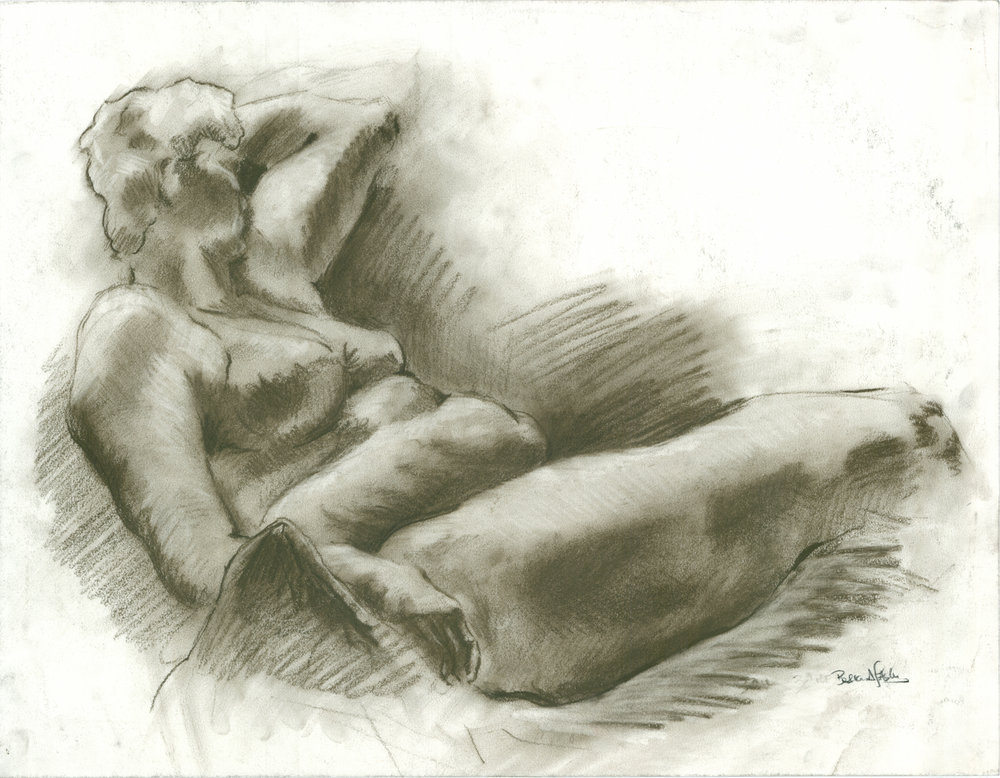 Art Studio: Figure Drawing