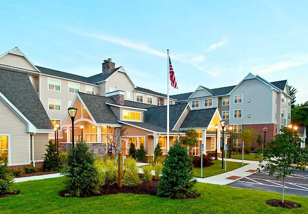 Capital Hotel/Residence Inn - Concord, NH