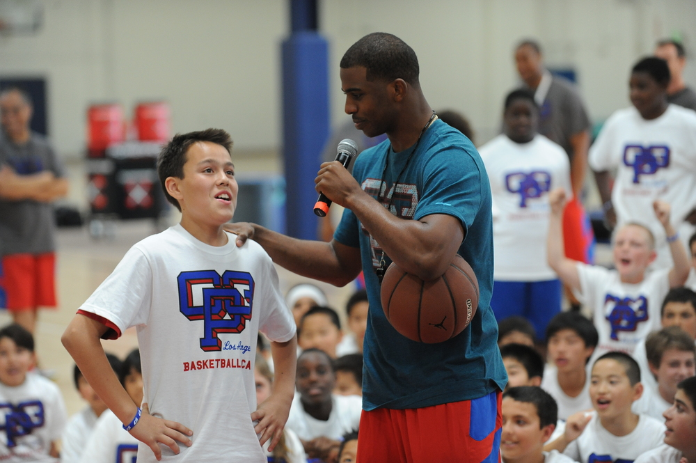 CP3 Youth Camp