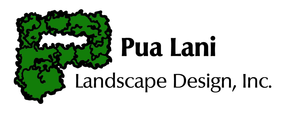 Pua Lani Landscape Design