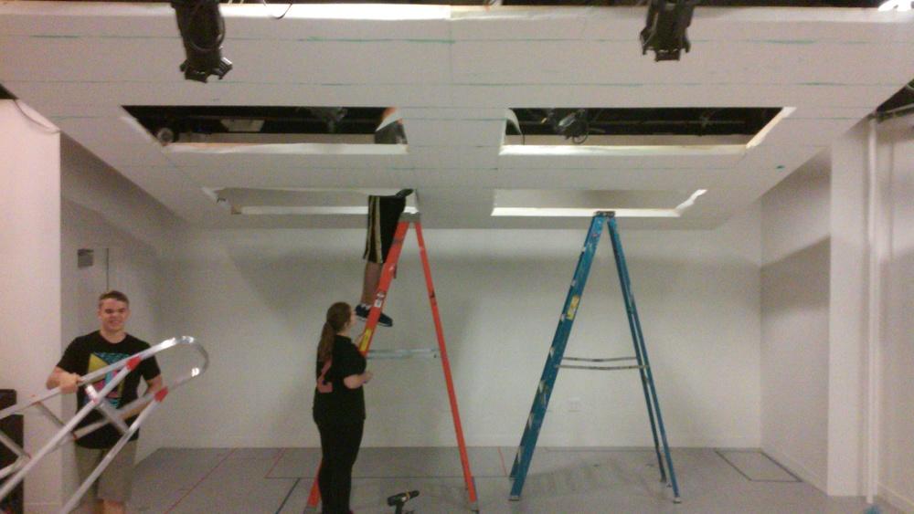 Ceiling Instalation