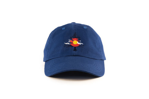1b3750474750b Twisted Pine Brewing Company-Dad Hat
