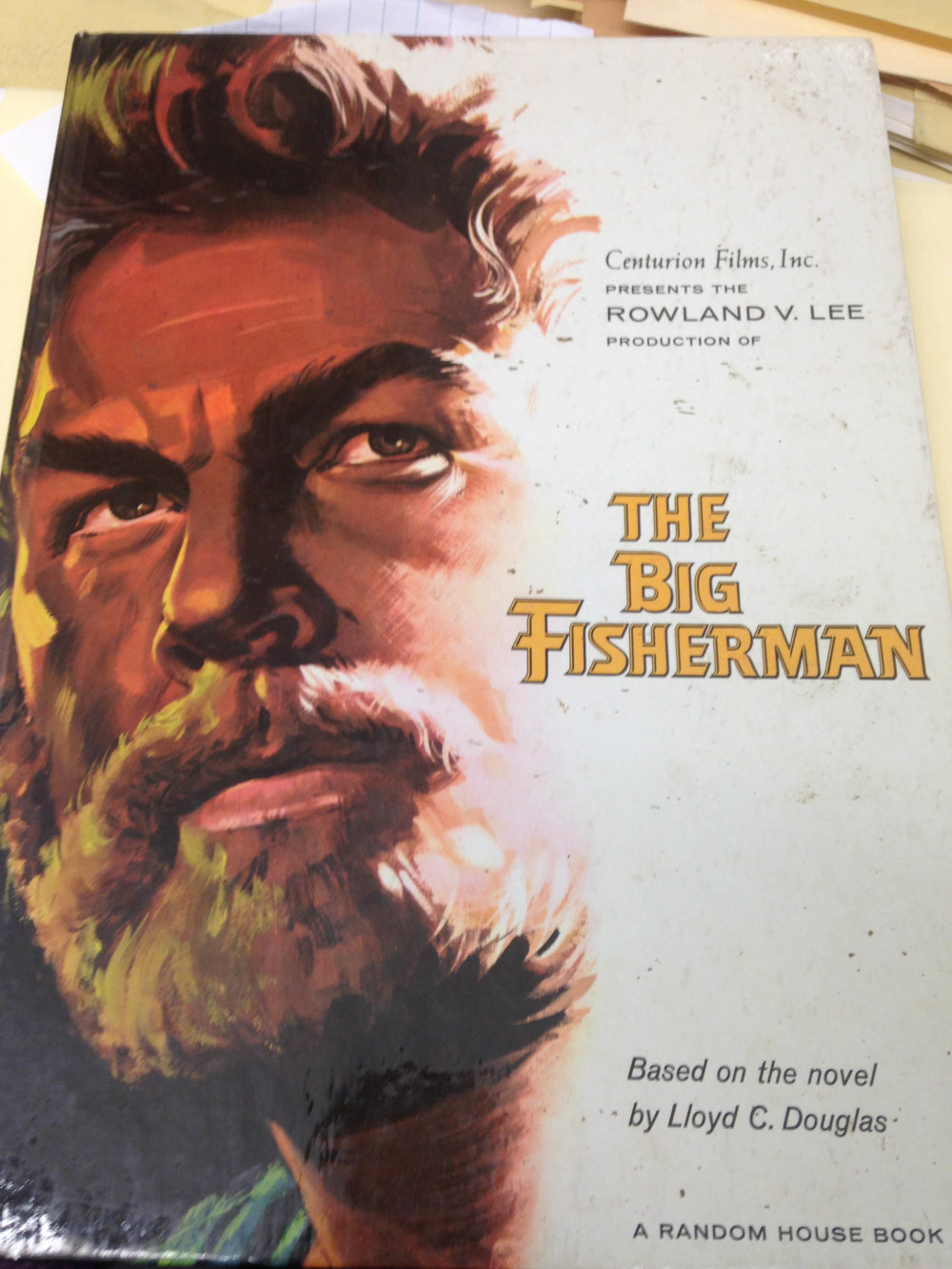 The Big Fisherman.jpg