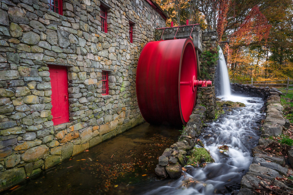 Grist Mill - Sudbury