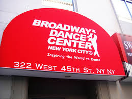 Broadway Dance Center, NYC
