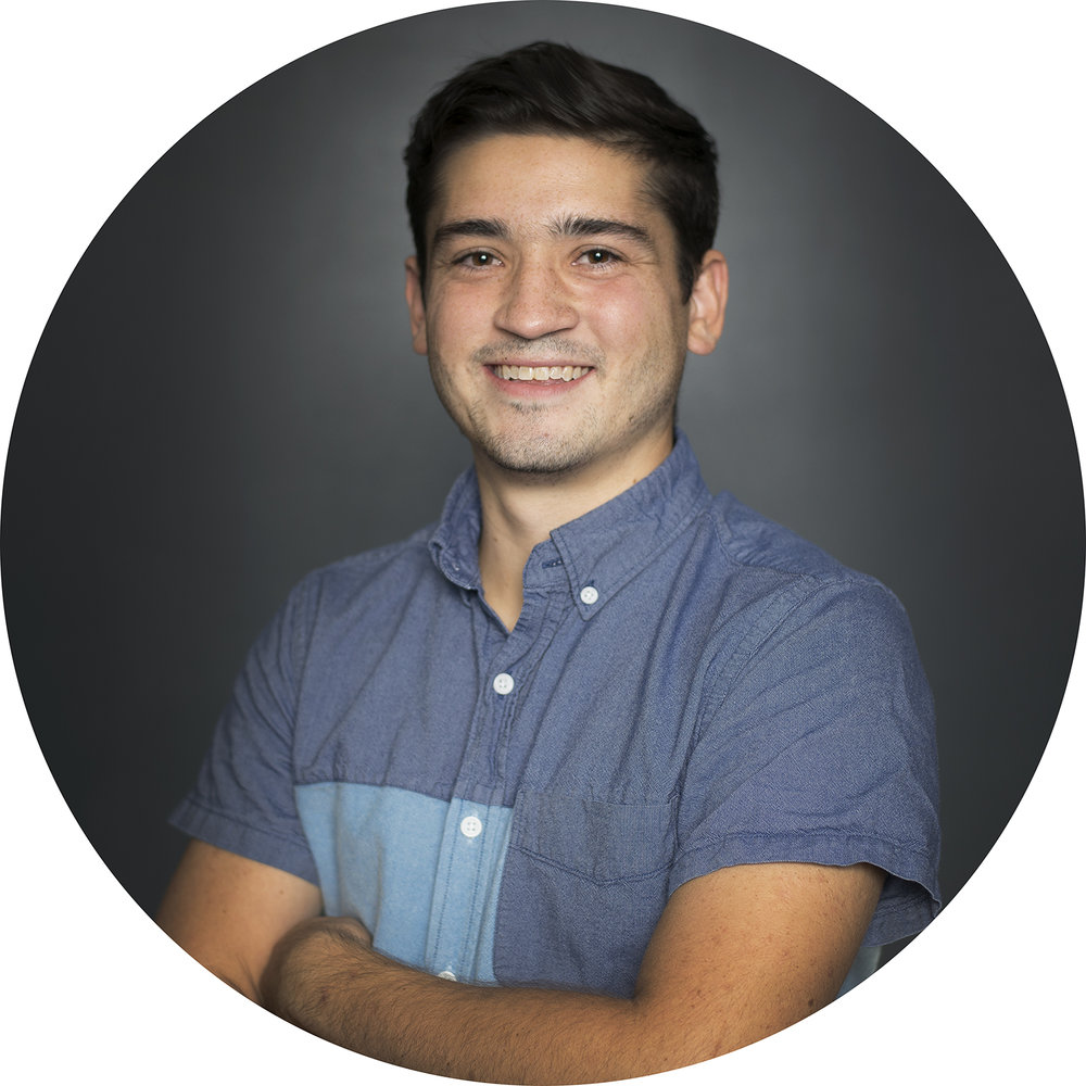 Marco Enriquez | Student Ministry Director marco@heritagechurch.cc