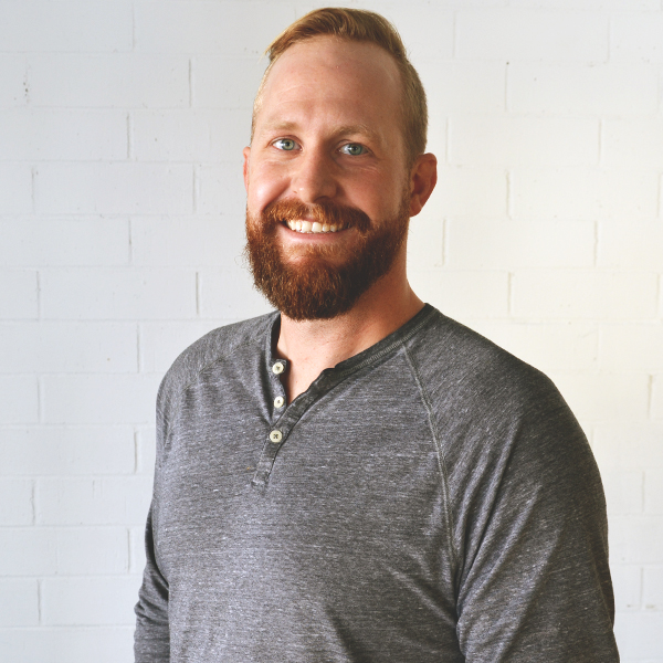 ZAC WHITFIELD - ASSISTANT PASTOR + STUDENT DIRECTOR