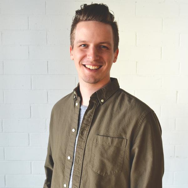JOEL STRODE - Music Director + Associate Pastor