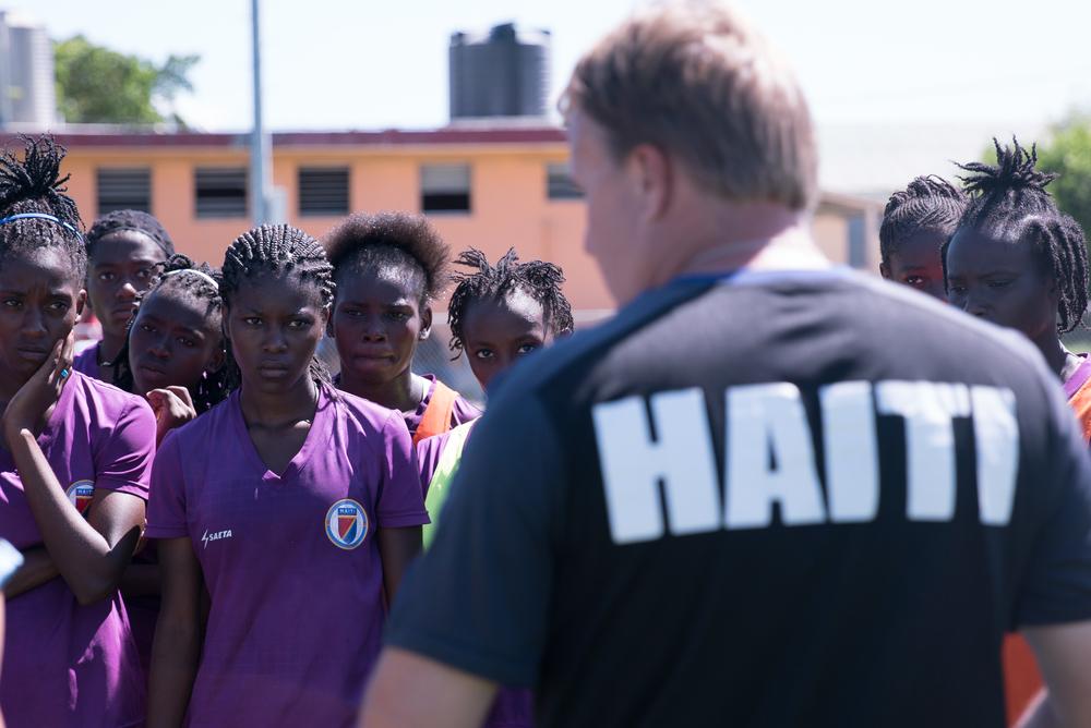 Haitian Soccer - Short Film