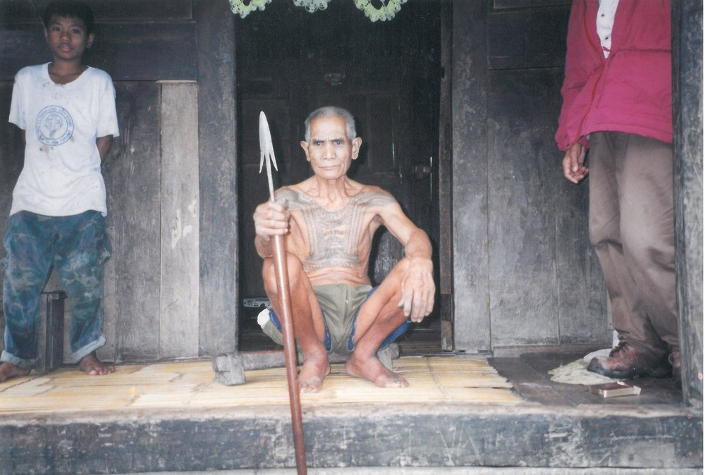 """Chief"" of this Kalinga tribe - ""head-hunting"" has been part of history between neighboring tribes. Nearest village to start exploring (and make sure you get a guide) is the village of Tinglayan in Northern Luzon in the Philippines"
