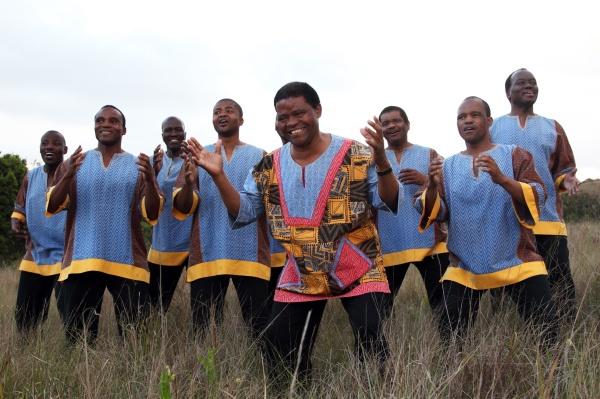 For over fifty years, South Africa's Ladysmith Black Mambazo has warmed the hearts of audiences worldwide with their uplifting vocal harmonies, signature dance moves and charming onstage banter. Most recently the four time Grammy Award winning group - including the 2013 Grammy Award for Best World Music Album - celebrated their 25th anniversary of their groundbreaking collaboration with Paul Simon on his album Graceland.    123 West 46th St. thetownhall.org