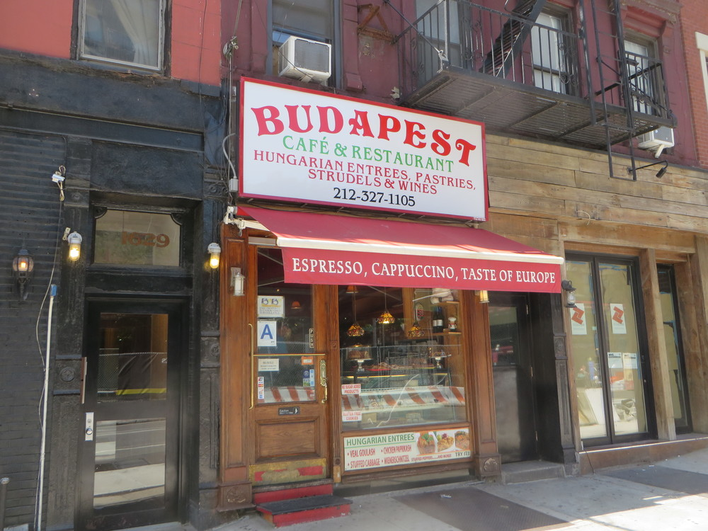 Andre S Hungarian Restaurant Nyc