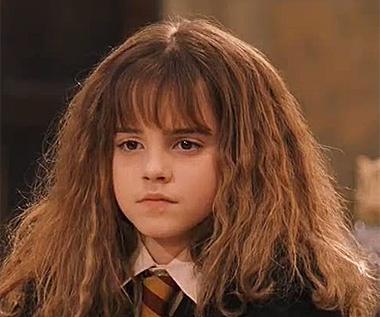 """""""I'll just throw it in a top knot once I get to Pearl."""" --Hermione Granger"""