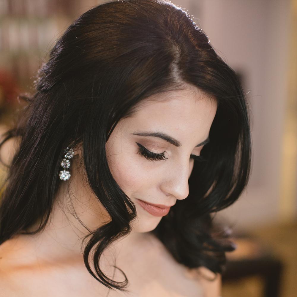 Rebecca Beardsley Bridal Hair Gary Sexton