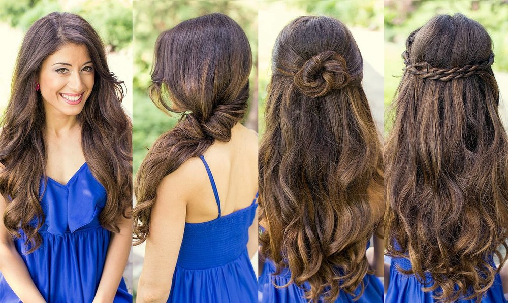 Captivating The Hairstyle Ideas For Teen Girls Below Will Help Jumpstart Your Styling  Just In Time For School. Share This Article With Them, Print It Out.