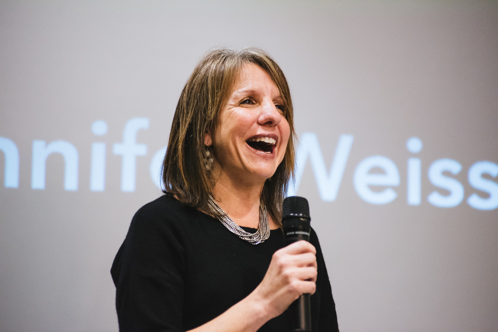 Jennifer Weiss Wolf -VP Development Brennan Center for Justice,Tampon Crusader