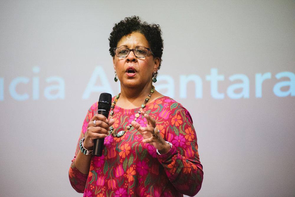 Lucia Alcantara, Founder & President of Futures Today