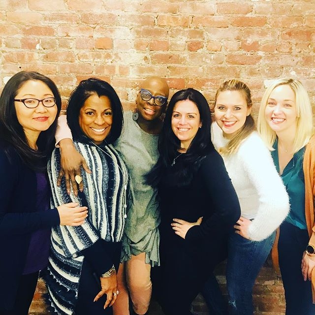 Circle 11 of Fearless Force: Public Speaking for Visionary Women Leaders is underway.  Can't wait to uncover the stories that are ready to emerge! . . . #fearless #women #leadership #kickballchange #yas #nailingit #nobigdeal #publicspeaking #courage