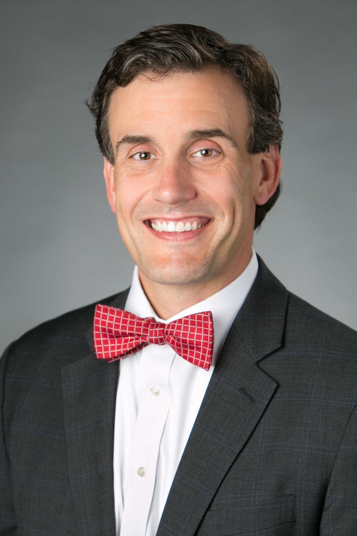 headshot of lawyer