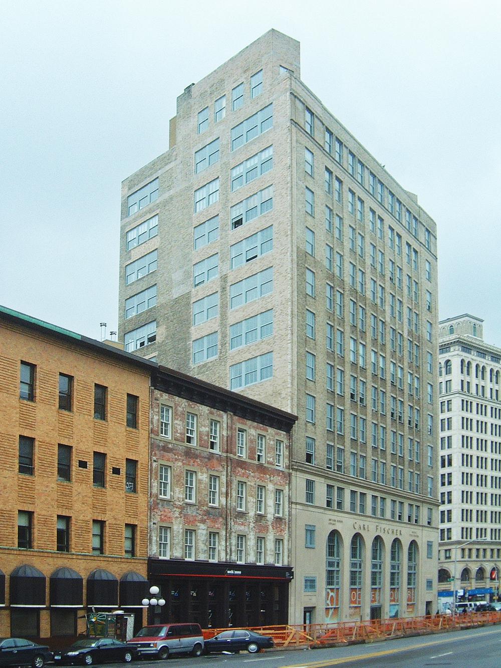 Carl Fischer Condominium