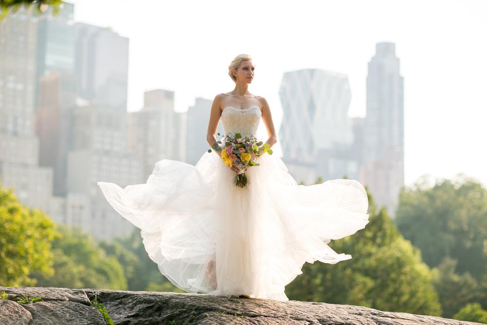 central park wedding bride photography 0032
